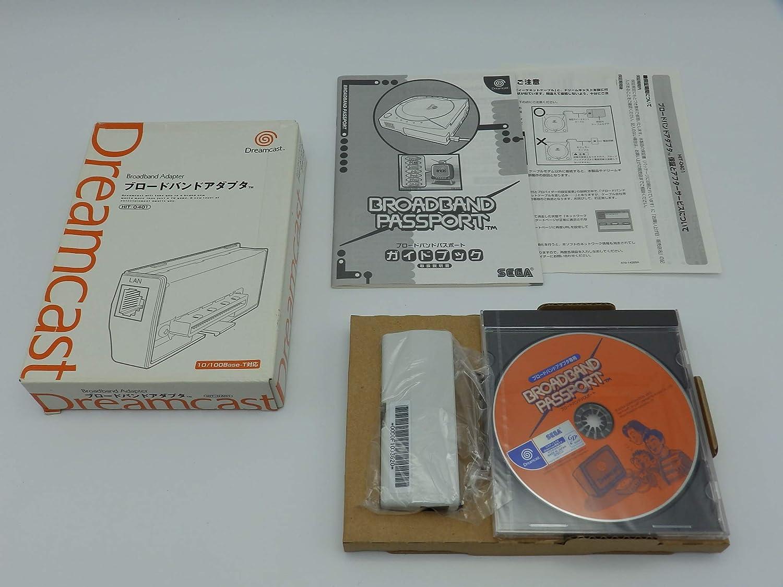 Sega Dreamcast 56K Now on sale Online limited product Broadband LAN Internet Adapter