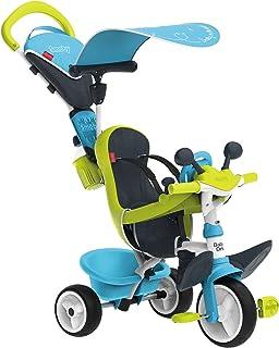 Smoby 741200 - Baby Driver Komfort, blau