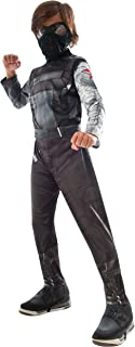 Rubie's Costume Captain America: Civil War Winter Soldier Child Costume, Large