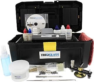 Tri Glass Basic Windshield Repair Kit TRI 10