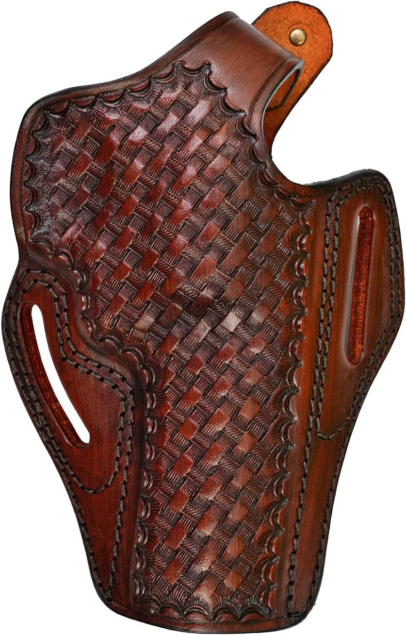 Thumb Break Leather Holster Wholesale for SW Magnum 6 686 Max 63% OFF Model 357 Shot