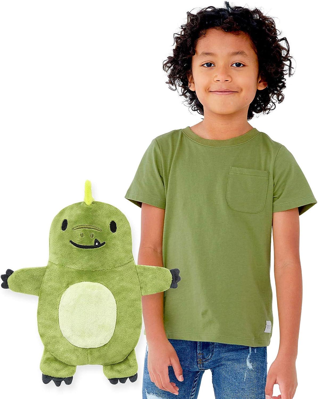 price Cubcoats Dayo The Dinosaur Max 67% OFF Transforming Mini Plushie Tee Shirt
