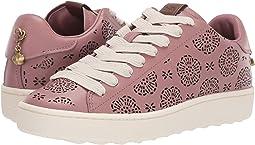d50094abefa1 Dusty Rose. 102. COACH. C101 Low Top Sneaker ...
