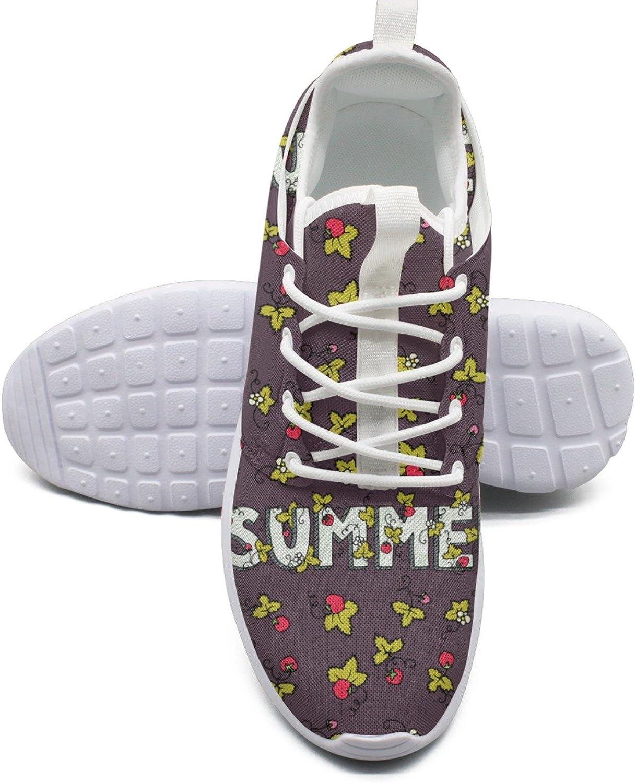 ERSER Happy Summmer Youth Running shoes Girls