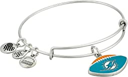 Color Infusion Miami Dolphins Football II Bangle