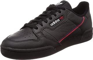 adidas Continental 80 Shoes Men's, Black, Size 10
