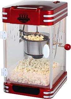 comprar comparacion Maquina de hacer palomitas de maiz palomitero XXL acero sistema integrado de caldeo 6244