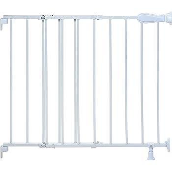 """G2000 43.5/""""W x 30.5/""""H Kidco Safeway Wall Mounted Pet Gate White 24.75/"""""""