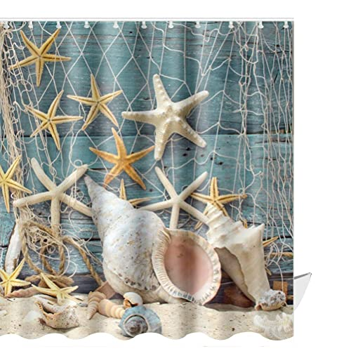 Seashell Bathroom Amazon Com
