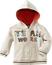Watch Me Grow! by Sesame Street Baby Boys' Team Work Hooded Jacket