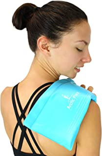 Arctic Flex Gel Ice Pack - Cold Therapy Ice Bag - Reusable Medical Freezer Pad - Hot / Cold Compress Wrap for Knee, Shoulder, Back and Ankle - Flexible, Soft & Instant (6