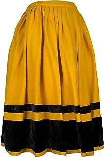 Falda regional, típica tradicional. Mod. Os Dezas.