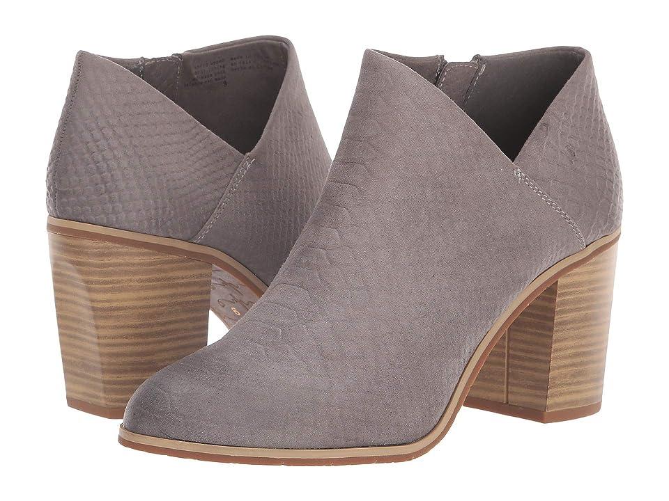 Seychelles BC Footwear By Seychelles Kettle (Grey Exotic V Suede) Women