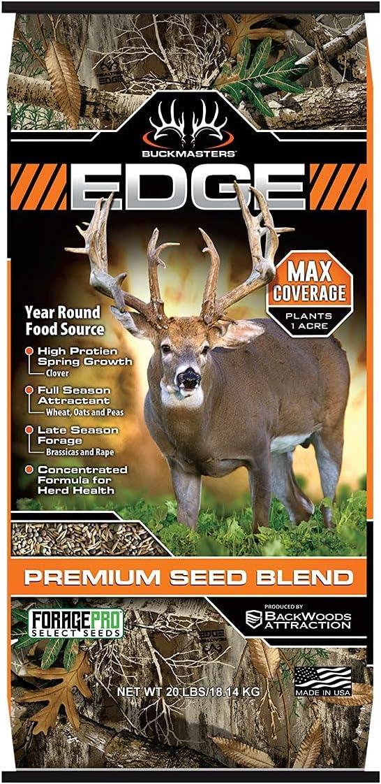 Buckmasters Edge: Nippon regular agency #1 Source for Deer Spri High - Protein Popular Hunting