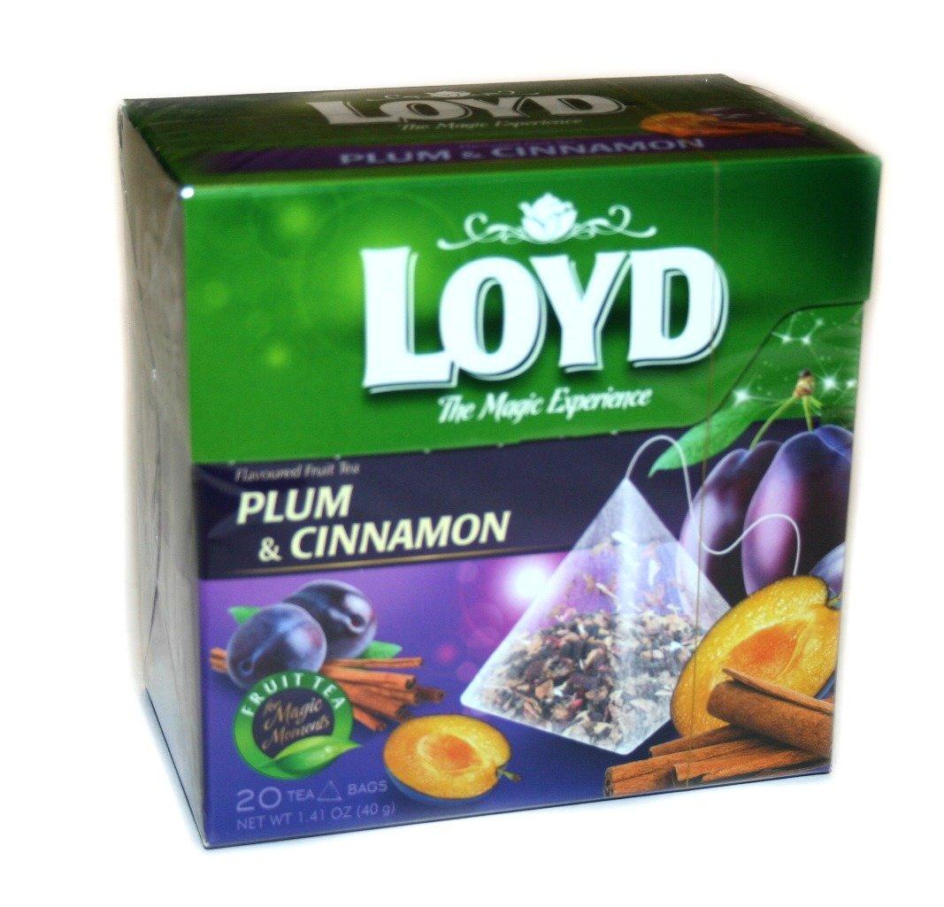 Magic Experience Flavoured Cinnamon teabags