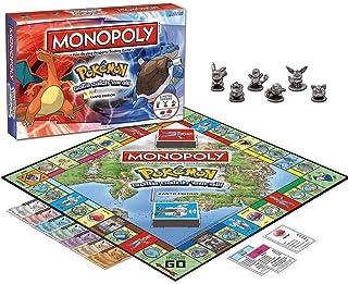 DFGHJKNN Juegos De Mesa Juguetes Juego De Cartas Monopoly Juego De Fiesta Multijugador Versión En Inglés Juego De Mesa Familiar para Edades De 8 Y Más: Amazon.es: Hogar