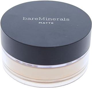 bareMinerals Matte Foundation SPF 15 for Women, 07 Golden Ivory, 0.21 Ounce