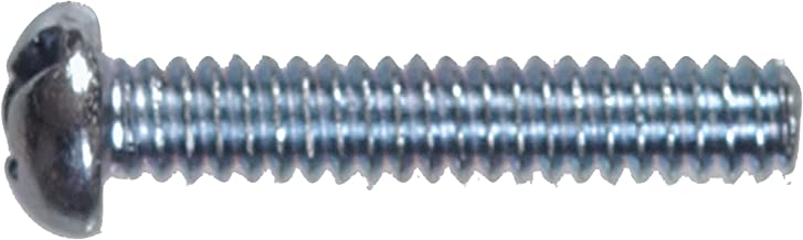 The Hillman Group 90272 10-24-Inch x 4-Inch Round Head Combo Machine Screw, 100-Pack