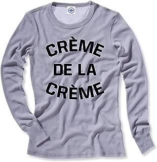 Creme De La Creme Women's Thermal T-Shirt