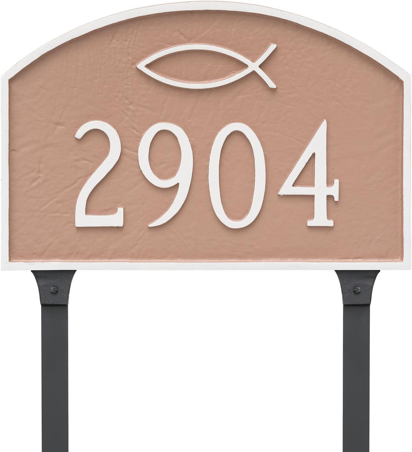 Montague Metal PCS-0064S1-L-BRS 10.25
