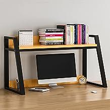 Desktop Boekenplank Boekenkast, Boeken Organizer Planken, Display Opbergrek, Opbergkast, CD/Tijdschriften Opbergplank, voo...