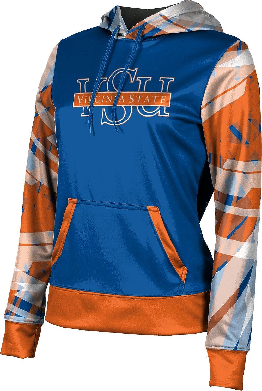 ProSphere Virginia State University Girls' Pullover Hoodie, School Spirit Sweatshirt (Crisscross)