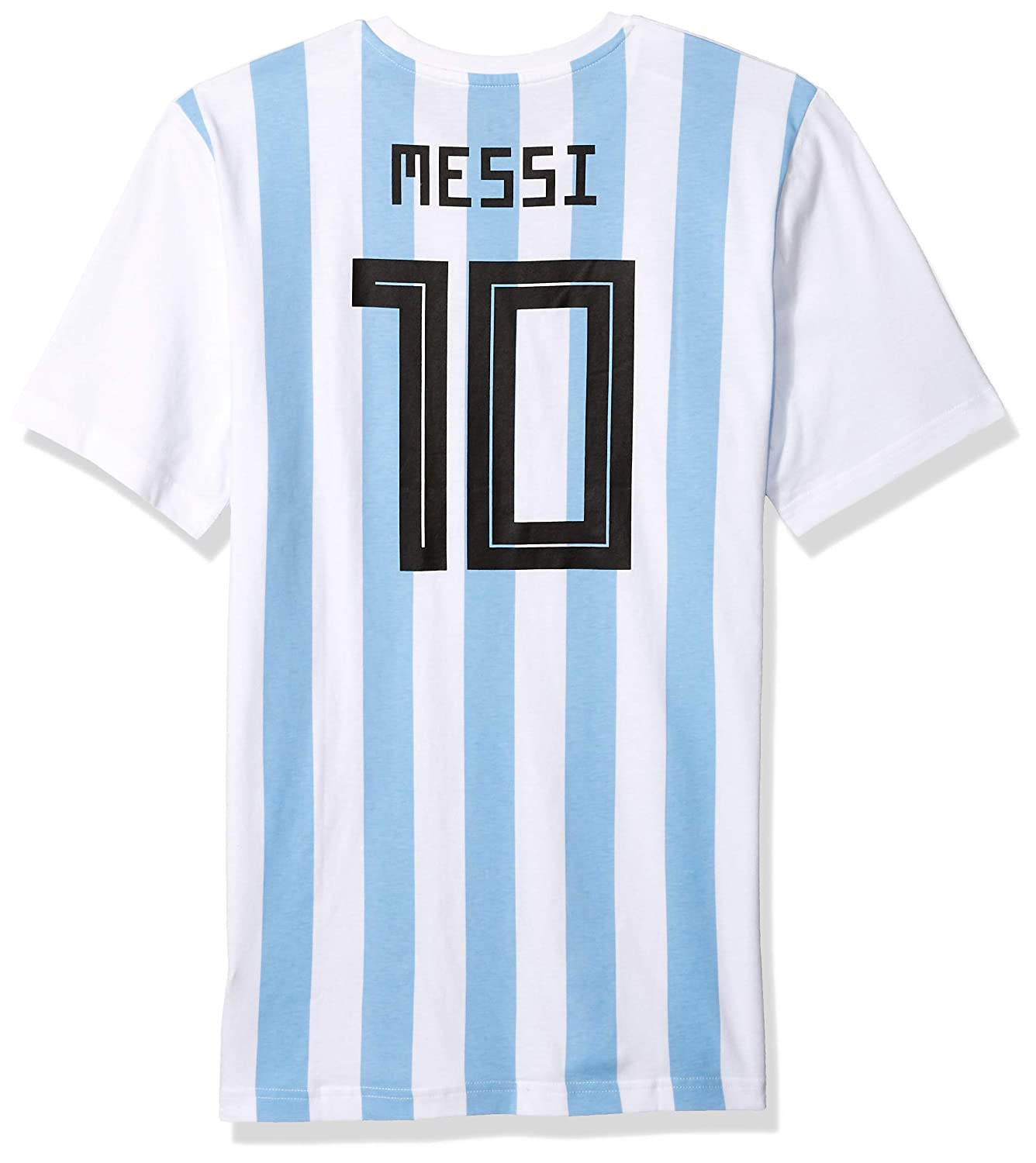 Amazon.com: adidas World Cup Soccer Argentina Youth Boys Messi Tee ...