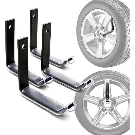 Reifenhalter Wandhalterung Für 4 Reifen Zubehör Für Reifen Reifenregal Felgenbaum Auto