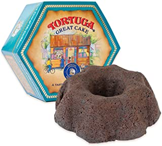 TORTUGA Special Selection Caribbean Great Cake - 23 Ounce - The Perfect Premium Gourmet Gift for Gift Baskets, Parties, Holidays, and Birthdays - Great Cakes for Delivery