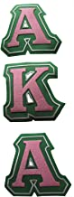 Applique Patch Embroidery Iron On AKA Word