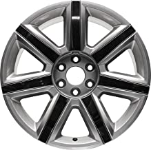 Partsynergy Replacement For New Aluminum Alloy Wheel Rim 20 Inch Fits 2015-2018 Cadillac Escalade 6-139.7mm 7 Spokes