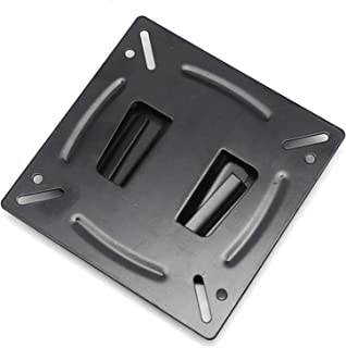 MOTONG Flat Panel Wall Mount for LCD Monitor TV with Screen Under 13-24 inch,Maximum Loading 8KG, VESA 75/100