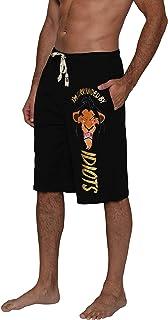 Disney Men's Lion King Scar Lounge Shorts