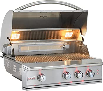 Blaze Professional Built-in Natural Gas Grill