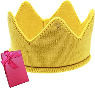 baby boy crown hats
