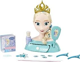 Frozen Elsa Majestic Styling Head