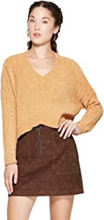 Wild Fable Women's Chenille V-Neck Pullover