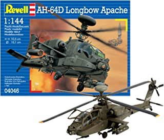 Revell 04046 AH-64D Longbow Apache Model Kit