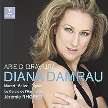 Diana Damrau - Arie di Bravura Mozart, Salieri, Righini Opera Arias