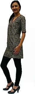 Pure Cotton Tunic, Top, Dress, Kurti; Hand Block Printed