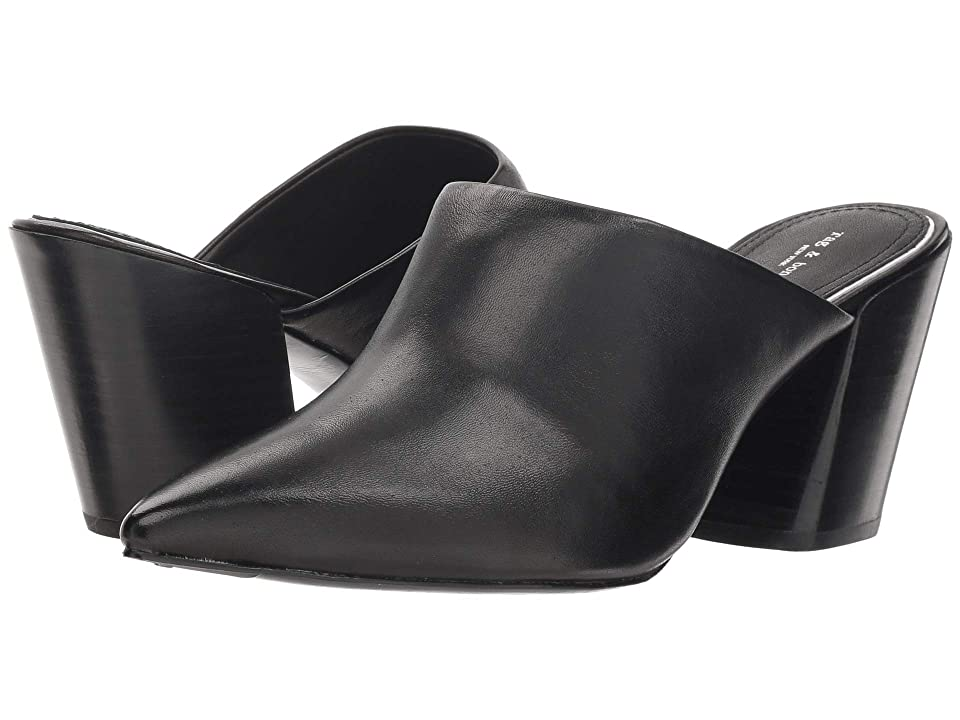 rag & bone Beha Mule (Black) Women