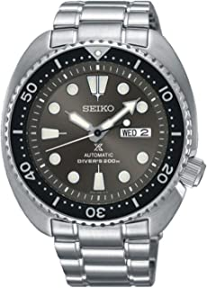 Seiko Prospex Turtle SRPC23J1 Men's Anthracite Dial Watch