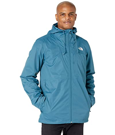 The North Face Arrowhead Triclimate(r) Jacket Tall (Mallard Blue/Aviator Navy) Men