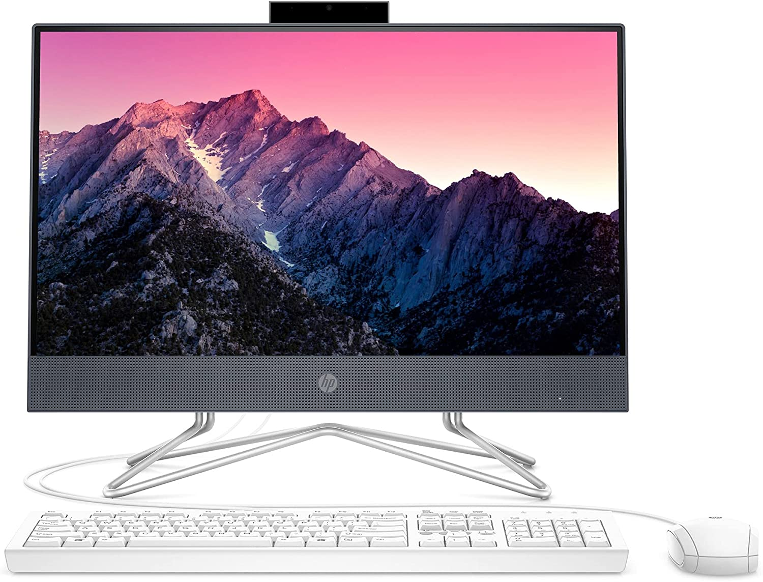 2021 Newest HP 22 All-in-One Max 74% OFF Desktop FHD Max 78% OFF Dis 21.5