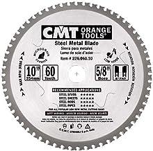 CMT Orange Tools 226.060.10M - Sierra circular para metales 254x2.2x30 z 60 fwf 5 grados