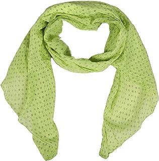 2f162b090eb275 Zwillingsherz Seiden-Tuch Damen stylisches Muster - Made in Italy -  Eleganter Sommer-schal