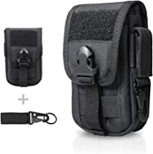 4 Colores Opcionales Gexgune Tactical Bag Double Speedloader Pouch Belt mag Holder Universal Fit S /& W 38 .357 .57 Taurus 617 22 mag Thru 44 mag