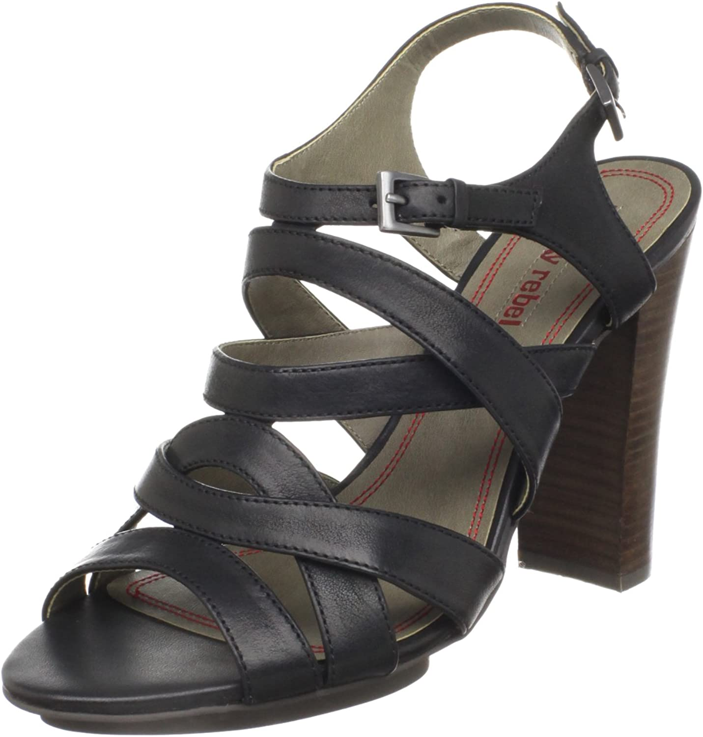 Luxury Rebel Women's Galaxy Ankle-Strap Sandal