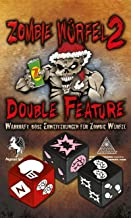 Pegasus Spiele 51831G Zombie W眉rfel 2聽-聽Double Feature聽-聽English Edition