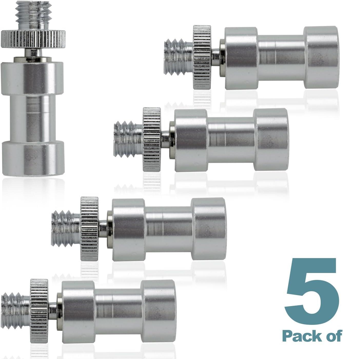 Super-cheap Julius Studio 5-Pack 1 4-inch and Ada 3 Threaded Screw 8-inch favorite